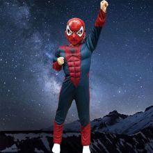 Костюм человека паука с мускулами детский