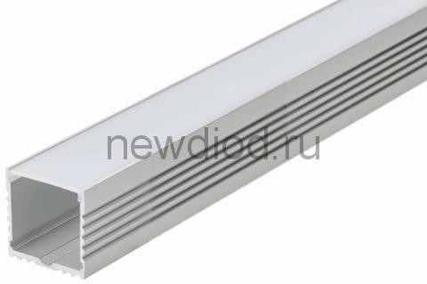 Встраиваемый алюминиевый профиль GS.4435