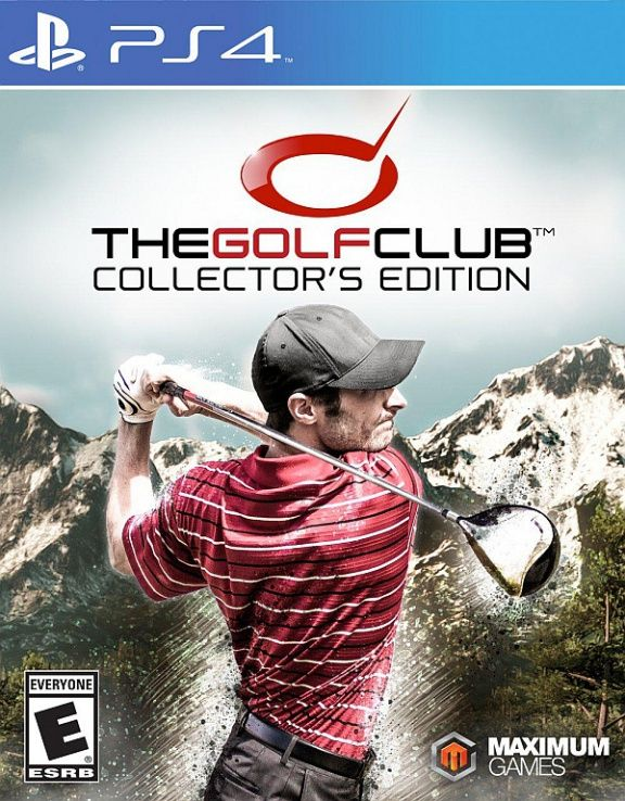 Игра The Golf Club Collector's Edition (PS4)