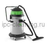 Профессиональный пылесос IPC Portotecnica YS2/62W&D AMST 429HP MI C/ACC