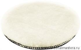 Круг полировальный (Материал полировальный) Овчина FESTOOL Premium LF STF D 80/5 комплект 5 шт 202044