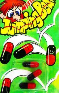 Капсулы прыгающие