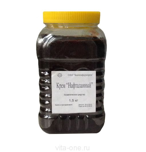 Нафталановый крем 30% 1500 г
