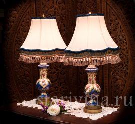 Парные лампы, Франция, 19 в., артикул 02839
