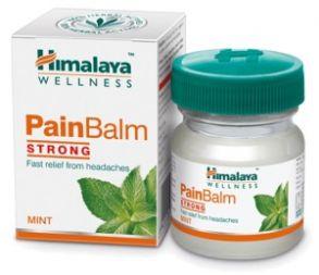 БОЛЕУТОЛЯЮЩИЙ БАЛЬЗАМ Himalaya PAIN BALM STRONG 45 гр