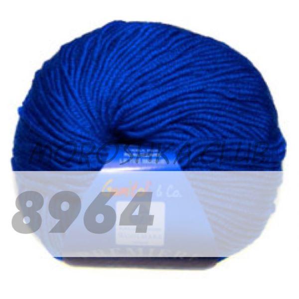 Синий Premiere BBB (цвет 8964), упаковка 10 мотков