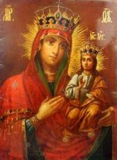 Тупичевская икона Божией Матери (рукописная)