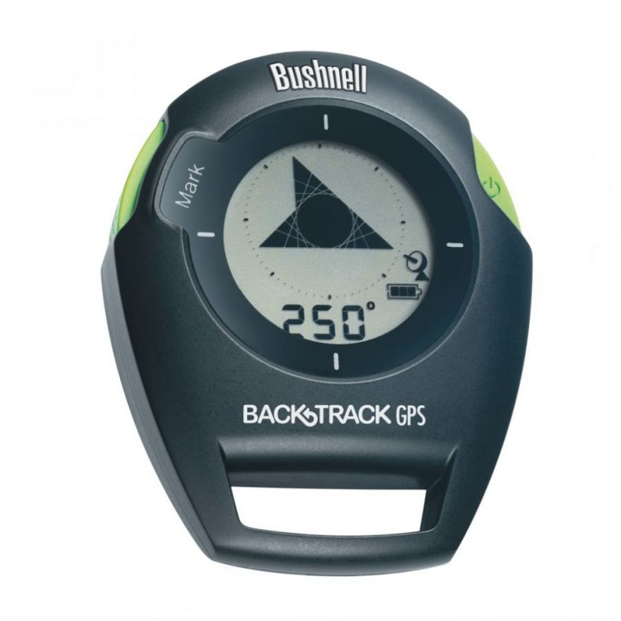 Навигатор Bushnell BackTrack G2 Черный