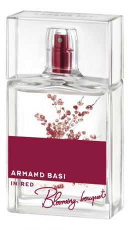 """Туалетная вода Armand Basi """"In Red Blooming Bouquet"""", 100 ml"""