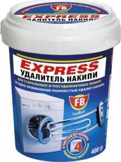 FeedBack Express удалитель накипи для стиральных и посудомоечных машин, 400 гр