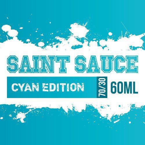 Жидкость Saint Sauce Cyan