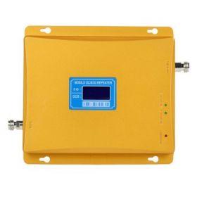 Двухдиапазонный усилитель DCS / 3G (Репитер) сигнала Repeater (1800MHz / 2100MHz) КОМПЛЕКТ С КАБЕЛЕМ И АНТЕННАМИ