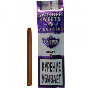 Сигариллы Swisher Sweets Grape Cigarillos (2)