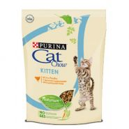 CAT CHOW Kitten Корм для котят (400 г)