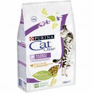 CAT CHOW Special Care Hairball Control Корм для профилактики волосяных комочков (1,5 кг)