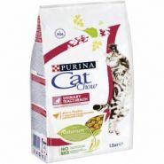 CAT CHOW Urinary Tract Health Корм для поддержания здоровья мочевыделительной системы (1,5 кг)