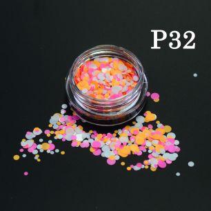Флуоресцентные камифубики P32