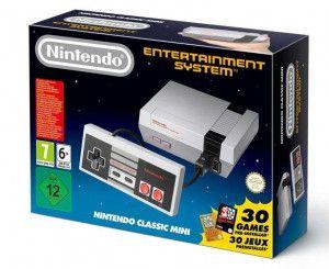 Nintendo Classic Mini (Nes Classic Mini) + 30 игр