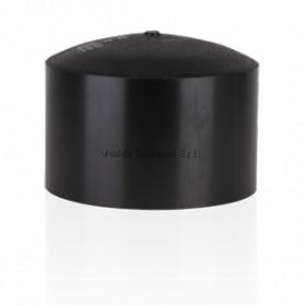 Заглушка литая ПНД 160мм (SDR17, PE100) ROFITT