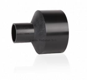 Переход литой ПНД 200-110мм (SDR11, PE100) ROFITT