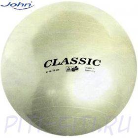 "John. Мяч гимнастический ""Классика"", 65 см"