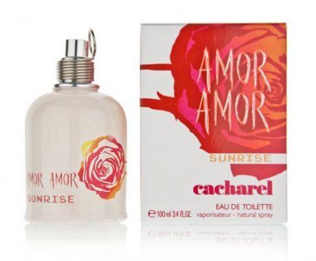 """Туалетная вода Cacharel """"Amor Amor Sunrise"""", 100 ml"""
