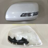 Корпуса зеркал с повторителем поворота (в цвет авто Тип 7) для Toyota Land Cruiser 200 2008 / Lexus LX