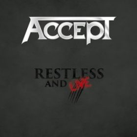 ACCEPT - Restless and Live [2CD-Digi]