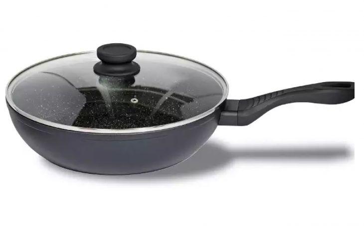 Сковорода-Вок HOFFMANN 32 см HM 3332