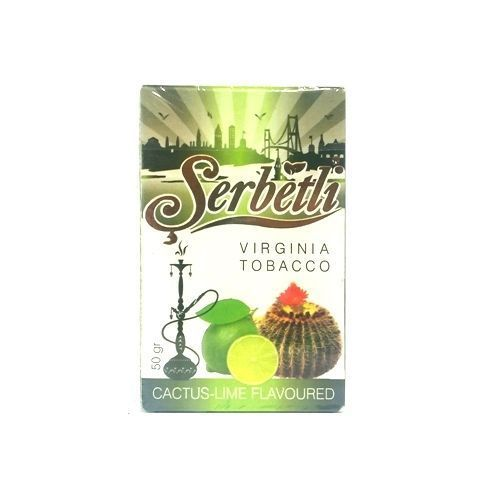 Serbetli Cactus Lime Flavoured (Кактус и Лайм)