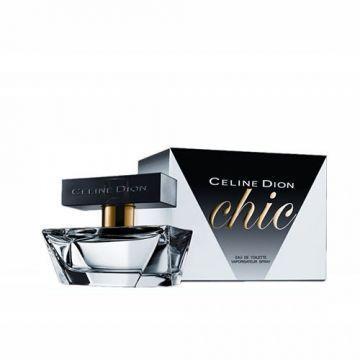 """Туалетная вода Celine Dion """"Chic"""", 50 ml"""