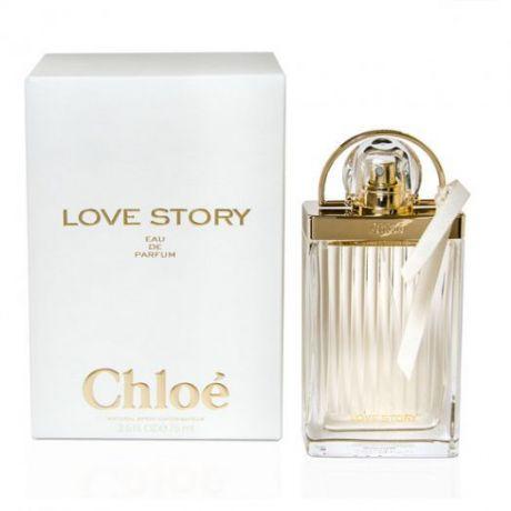 "Парфюмерная вода Chloe ""Love Story"", 75 ml"