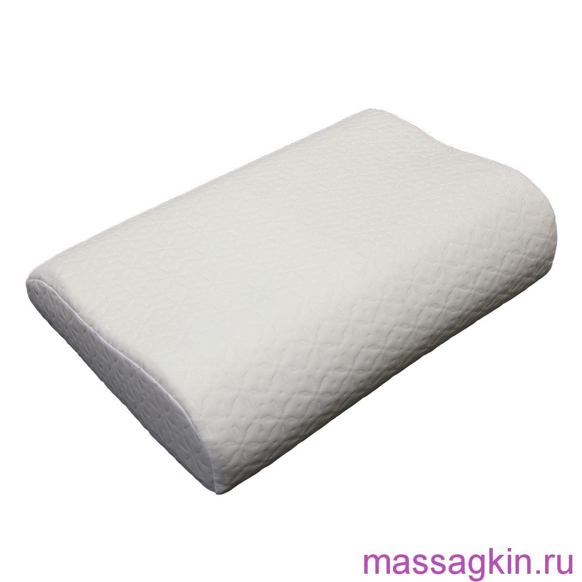 Подушка с эффектом памяти Memory (50*32*10/8)