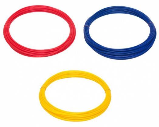 ABS пластик для 3D ручки Орбита D-03 (3 цвета)