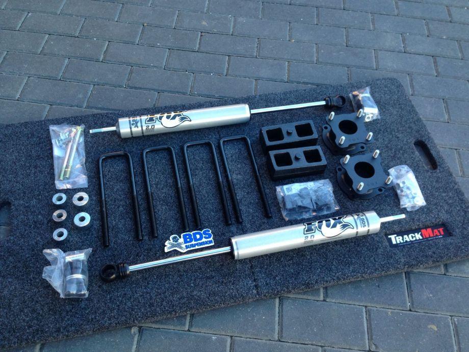 Лифт-комплекты BDS 3″ Leveling Kit