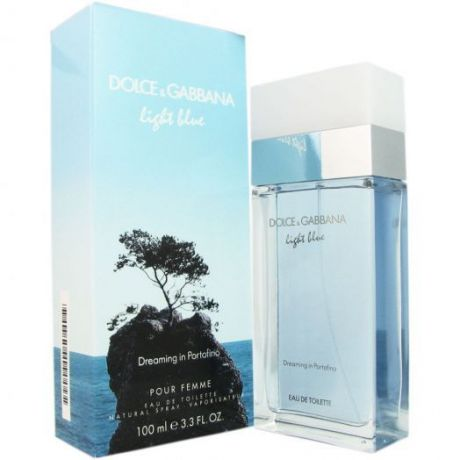 "Туалетная вода Dolce and Gabbana ""Light Blue Dreaming in Portofino"", 100 ml"