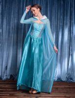 Костюм принцессы Эльзы (Холодное сердце)