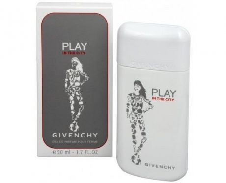 """Парфюмерная вода Givenchy """"Play in the City for Her"""", 75 ml"""