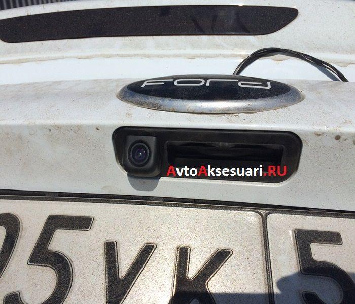 Камера заднего вида для Ford Focus 3 (2011-2015)