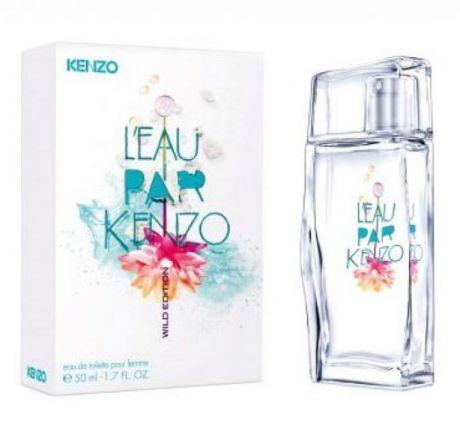 """Туалетная вода Kenzo """"L'Eau Par Kenzo Wild Edition Pour Femme"""", 100 ml"""