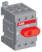 Руб. ABB 3х пол. OT40F3 40A