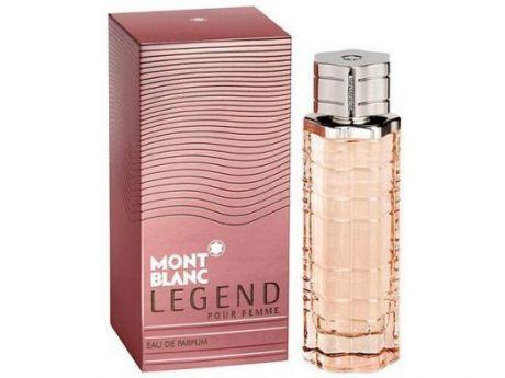 "Парфюмерная вода Mont Blanc ""Legend Pour Femme"", 75 ml"