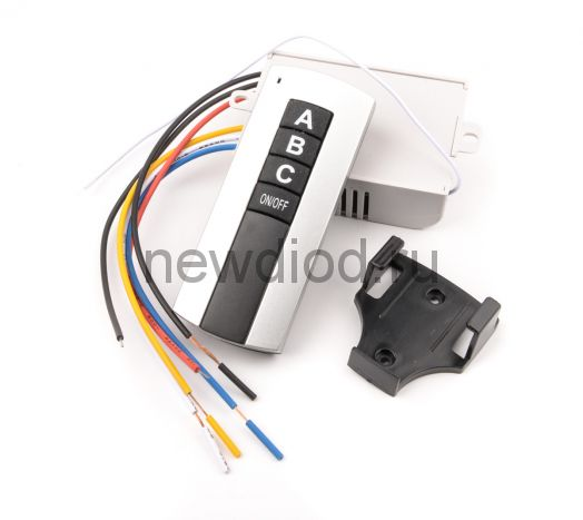 RF-выключатель DRCS 3x1000W 220V