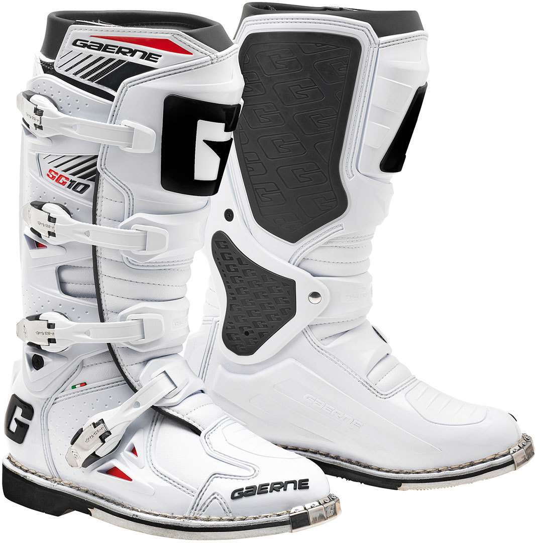 Gaerne - SG-10 White мотоботы, белые