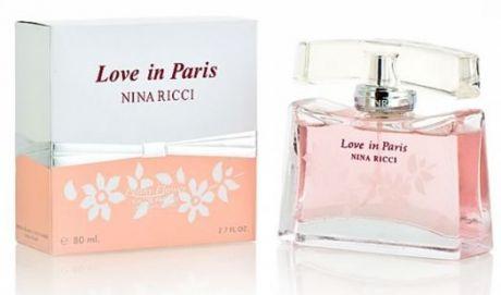 "Парфюмерная вода Nina Ricci ""Love in Paris Fleur de Pivoine"", 80 ml"