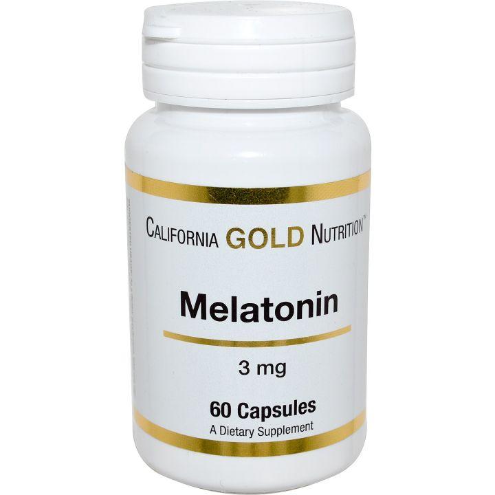 California GOLD Nutr - Melatonin
