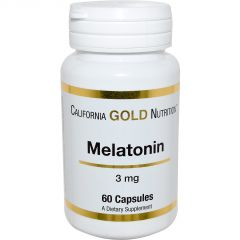 California GOLD Nutr - Melatonin