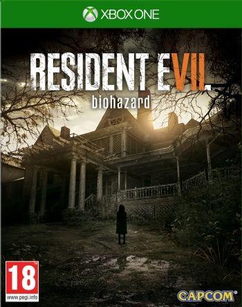 Игра Resident Evil 7 Biohazard (Xbox One)