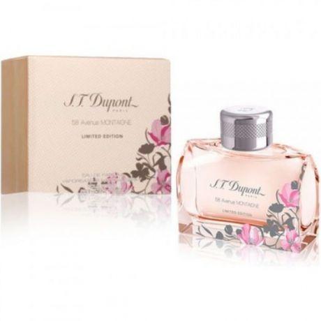 "Парфюмерная вода S.T.Dupont ""58 Avenue Montaigne Pour Femme Limited Edition"", 100 ml"