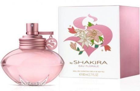 "Туалетная вода Shakira ""S by Shakira Eau Florale"", 80 ml"